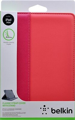 Belkin Paparazzi Pink Cover Stand Protective Cover Apple iPad Mini 1/ 2 / 3