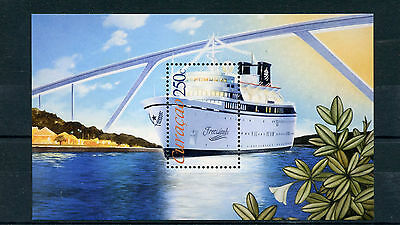 Curacao 2013 MNH Freewinds 1v S/S Cruise Ships Boats Nautical Stamps