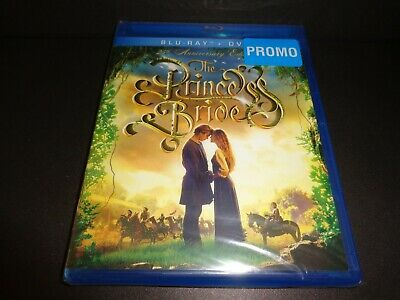 THE PRINCESS BRIDE 25th Anniv Edition-CARY ELWES rescues his love ROBIN WRIGHT