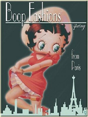 Betty Boop Fashions Fridge Magnet Fridge Refrigerator Magnet 6 x 8 cm