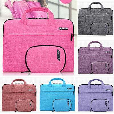 """Laptop Notebook Bag Sleeve Carry Case Cover Macbook Pro Air 11"""" 13""""14""""15"""""""