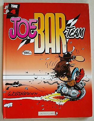 Joe Bar Team T 4 'FANE éd Vents d'Ouest rééd 2002