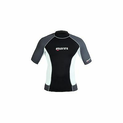 Mares Rash Guard Trilastic Short Sleeve Men