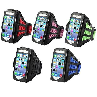 New For iPhone 6s 5s 4s Waterproof Sport Arm Band Case Soft Arm Bag Running Band