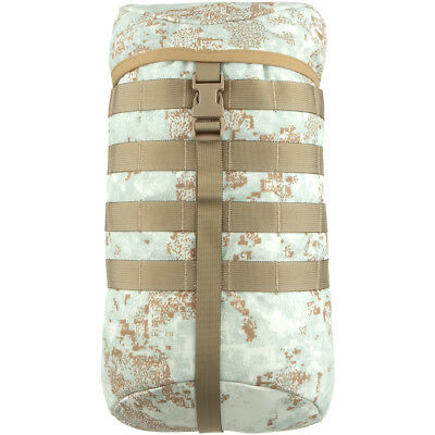 Wisport Raccoon Pocket 9L Hunting MOLLE Winter Camo Army Pouch PenCott Snowdrift