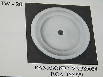 IDLER WHEEL / IW20 /  PANASONIC VXPS0054 / RCA 155739 / VCR / 2 PIECES (qzty)