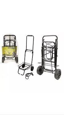 Folding Camping Fishing Festival Trolley New  FREE POSTAGE