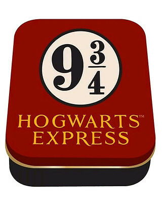 Harry Potter Hogwarts Express Collectors Tin Train Pop Culture Geek Collectible