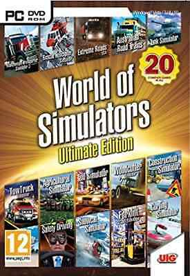 World of Simulators Ultimate Edition  GAME NEW