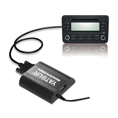 US Ship Yatour Bluetooth  Adapter Music Changer MP3 Phone GPS Charger For Honda