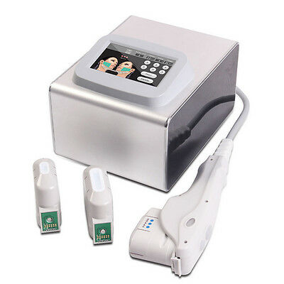 Intensity Focused Ultrasound Ultrasonic RF Facial Wrinkle Removal Beauty Machine