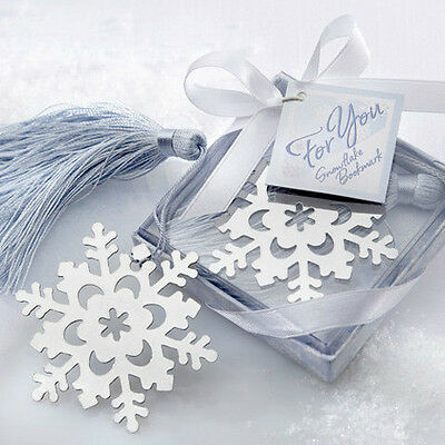 Silver CROSS Snowflake Heart BOOKMARK BABY CHRISTENING GIFT New ry4r BT