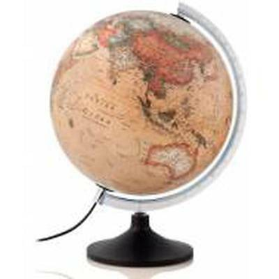NEW World Globes - Educational Solid A Antique