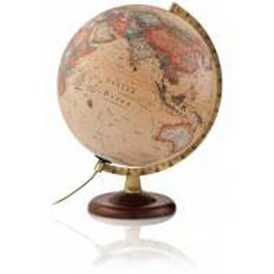 NEW World Globes - Educational Classic A4 Antique