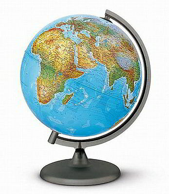 NEW World Globes - Educational Orion Create (Atmosphere) Physical - Political Wo