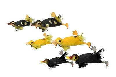 NEW Savage Gear 3D Suicide Duck Surface Pike Lure Bait All Sizes All Colours
