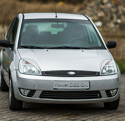 how to change a headlight ford fiesta 2011