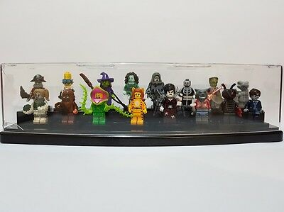 LEGO Minifigure Display Case - Brand New