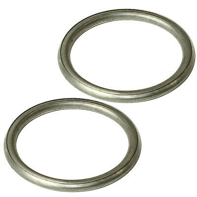 EXHAUST PIPE HOLDER GASKET Fits KAWASAKI VULCAN 900 VN900B CLASSIC CUSTOM 06-16