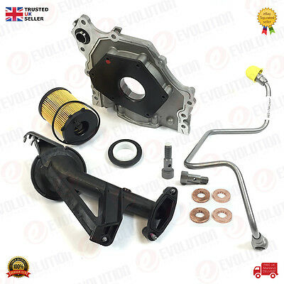 1.6 Turbo Fitting Kit Oil Pump + Pipe + Filter + Pick Up Strainer + Banjo Bolts