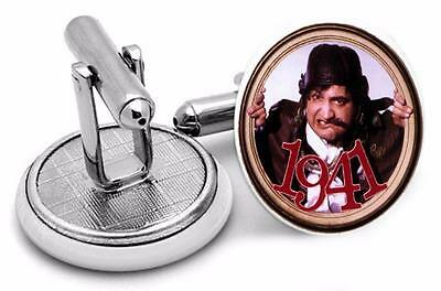Animal House Bluto Belushi Cufflinks Mens Cufflinks ,Birthday  b3