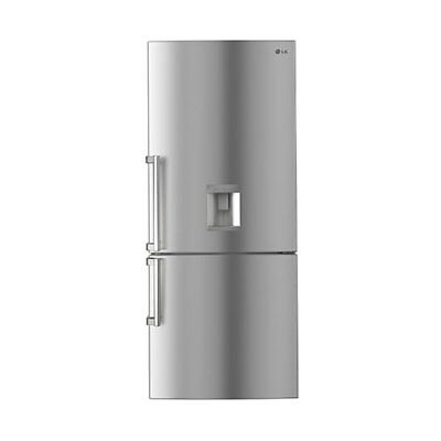 NEW LG GB-W450UPLX 450L Bottom Mount Fridge