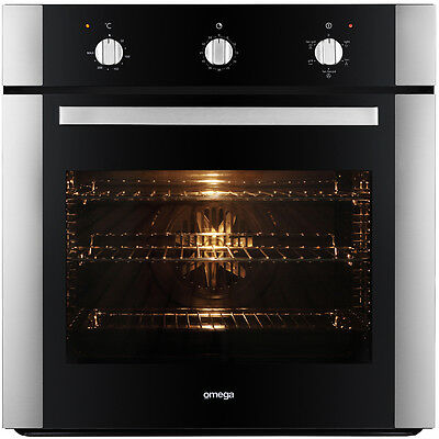 NEW Omega OO656X 60cm Electric Built-In Oven