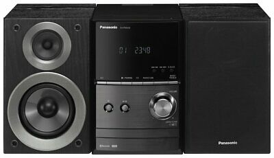 NEW Panasonic SC-PM600GN-K 40W Micro System with Bluetooth
