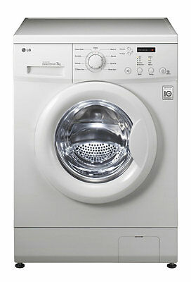NEW LG WD1200D 7kg Front Load Washing Machine