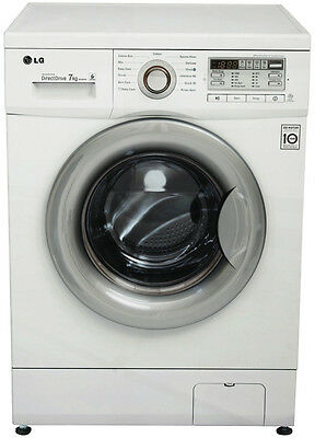 NEW LG WD12021D6 7kg Front Load Washing Machine