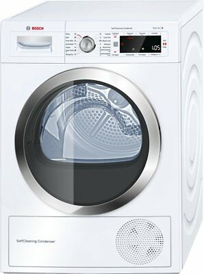 NEW Bosch WTW87565AU Serie 8 9kg Heat Pump Dryer