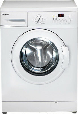 NEW Euromaid WM8 8kg Front Load Washing Machine