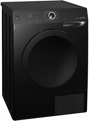 NEW Gorenje D754BJB 7.5kg Condenser Dryer