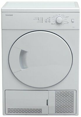NEW Euromaid CD6KG 6kg Condenser Dryer