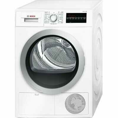 NEW Bosch WTG86400AU 8kg Condenser Dryer