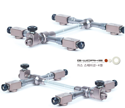 G -WORKS GAS STATION R4  2017 Version of Rotatable Connector