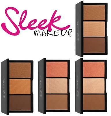 Sleek Make up Face Form - Contouring & Highlighting Kit