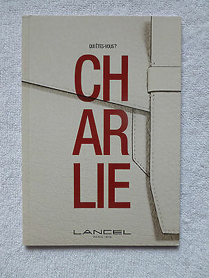 Lancel - Catalogue Charlie