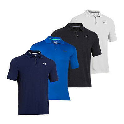 New Under Armour Men's UA Performance Golf Polo -PICK Size & Color