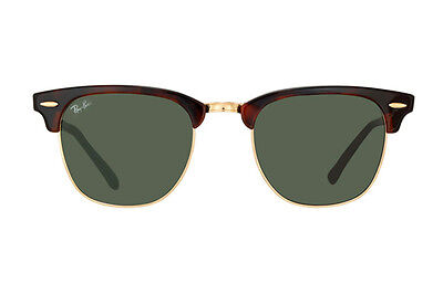 Brand New!! Ray-Ban Clubmaster Sunglasses 51mm