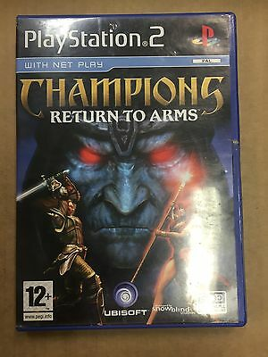 Champions: Return to Arms (Sony PlayStation 2, 2005)
