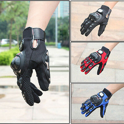Motocross Racing Pro-Biker Cycling Motorcycle Protective Full Finger Gloves New