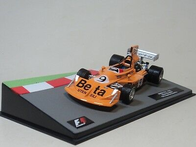 ixo 1:43 F1 Racing car - MARCH 751 Vittorio Brambilla 1975 Austrian Grand Prix