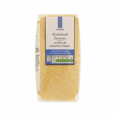 Wholewheat Cous Cous Waitrose Love Life 500g