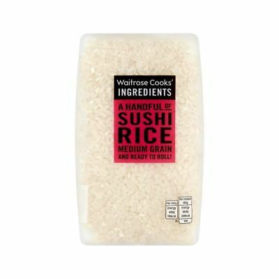 Cooks' Ingredients Sushi Rice Waitrose 500g