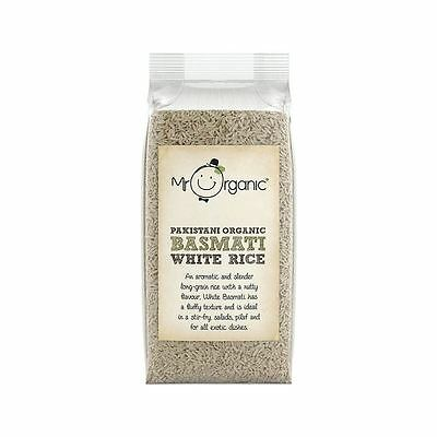 Mr Organic Basmati Rice 500g