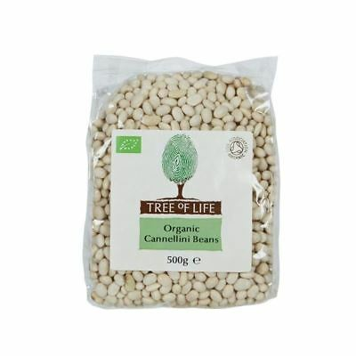 Tree of Life Organic Cannellini Beans 500g