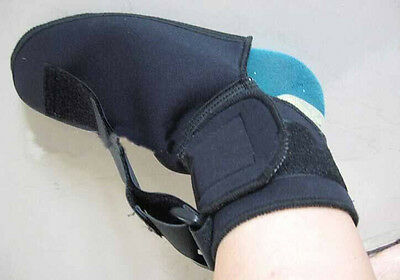 1PC Soft Stretch Sock SLeeve Plantar Fasciitis Heel Foot Pain Night Splint Brace