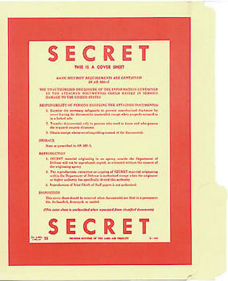 Secret No.2 File Folder 5-Pack