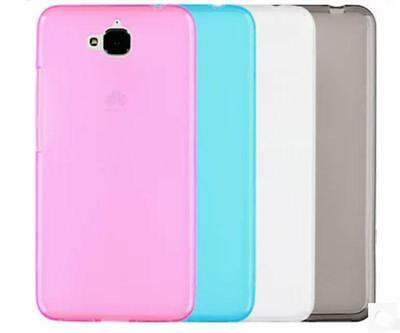 1/4pcs Luxury Soft TPU Case Silicone Cover Protective For Huawei Honor 4C Pro